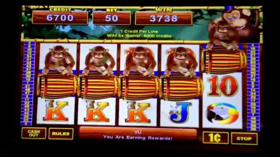 Slots With Monkey Casino