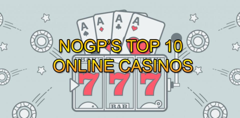 Top 10 Bonus Casinos