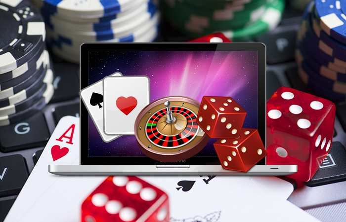 The online casino market growth